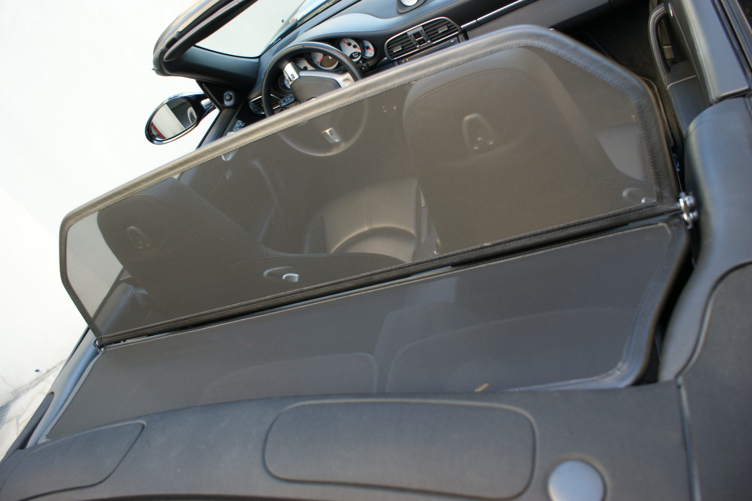 windschott Porsche 997