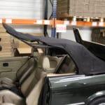 Montage capote E30 BMW