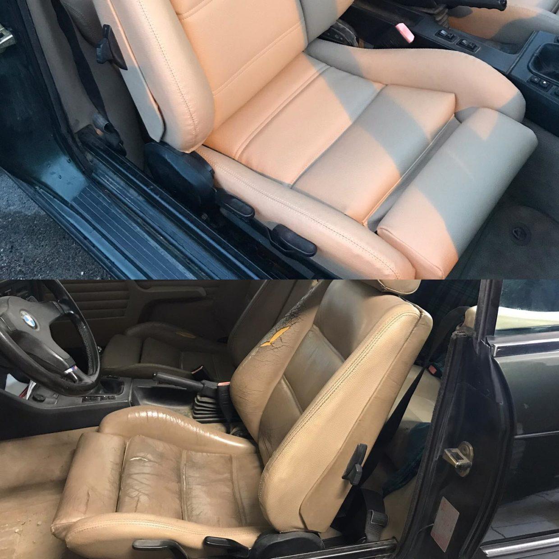 Sellerie pour BMW E30 cabriolet
